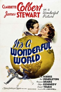 It's a Wonderful World poster