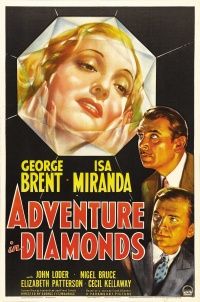 Adventure in Diamonds poster
