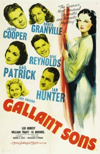 Gallant Sons poster