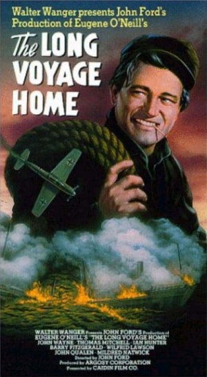 The Long Voyage Home Vhs cover