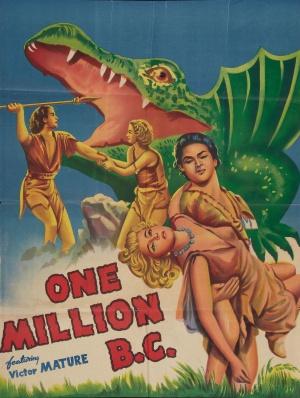One Million B.C. 2230x2960
