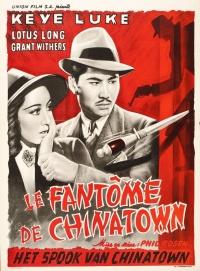 Phantom of Chinatown poster