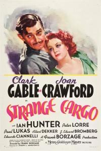Strange Cargo poster