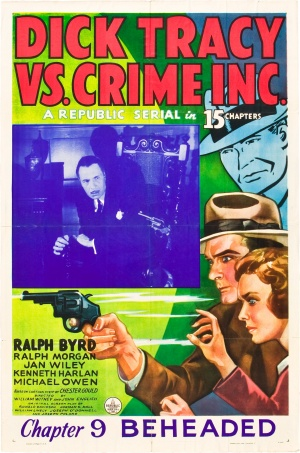 Dick Tracy vs. Crime, Inc. 1583x2392