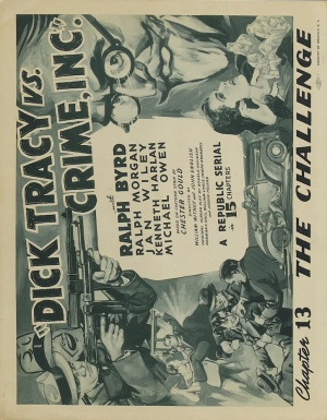 Dick Tracy vs. Crime, Inc. 726x932
