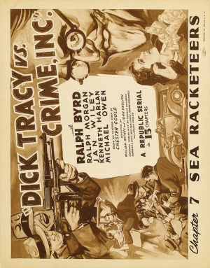 Dick Tracy vs. Crime, Inc. 799x1021