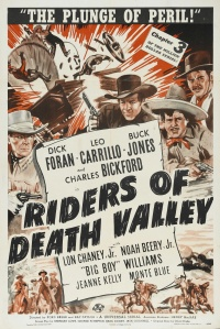 Riders of Death Valley poster