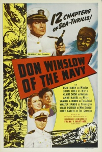Don Winslow of the Navy poster