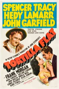 Tortilla Flat poster