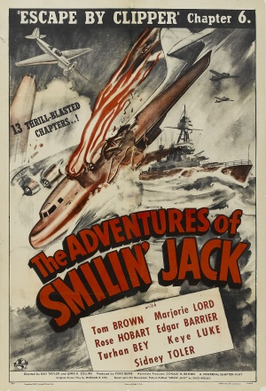 The Adventures of Smilin' Jack 1557x2291