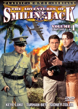 The Adventures of Smilin' Jack 570x800