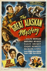 The Great Alaskan Mystery poster