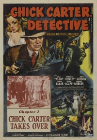 Chick Carter, Detective poster