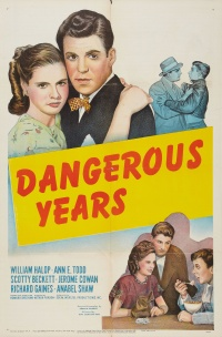 Dangerous Years poster