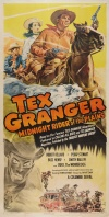 Tex Granger, Midnight Rider of the Plains Poster