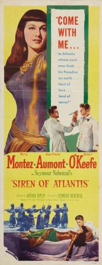 Siren of Atlantis poster