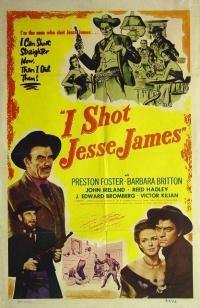 I Shot Jesse James poster