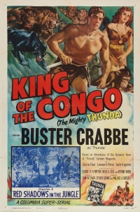 King of the Congo poster