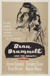 The Life and Times of Beau Brummell poster