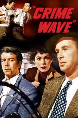 Crime Wave Cover