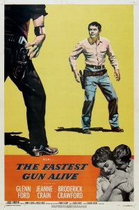 The Fastest Gun Alive poster