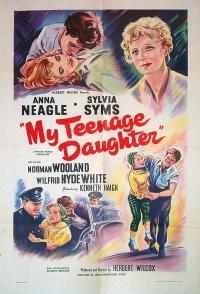 Teenage Bad Girl poster