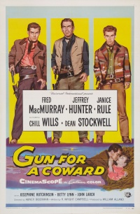 Gun for a Coward poster