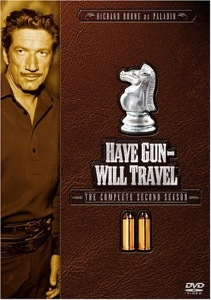 Have Gun - Will Travel 352x500