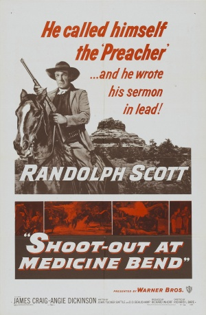 Shoot-Out at Medicine Bend Poster