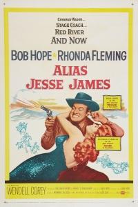 Alias Jesse James poster