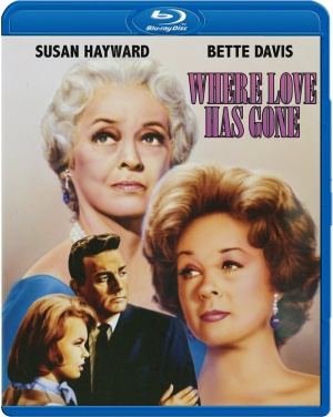 Where Love Has Gone Blu-ray cover
