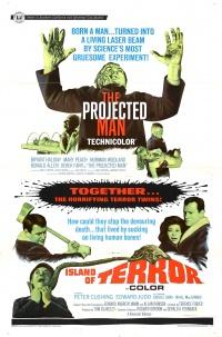 Island of Terror poster