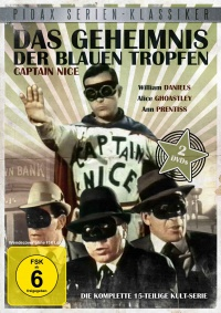 Captain Nice poster