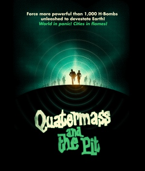 Quatermass and the Pit Cover