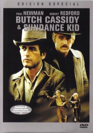 Butch Cassidy and the Sundance Kid 380x541