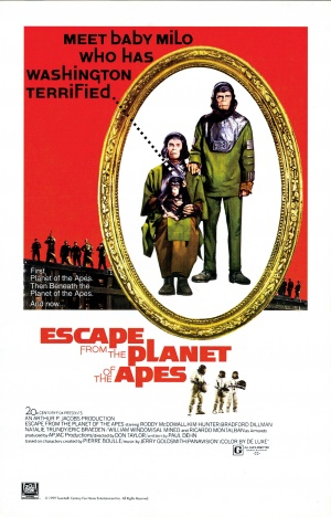 Escape from the Planet of the Apes 1911x2982