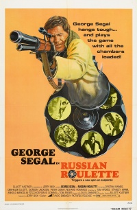 Roulette russa poster