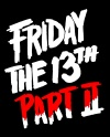 Friday the 13th Part 2 Logo