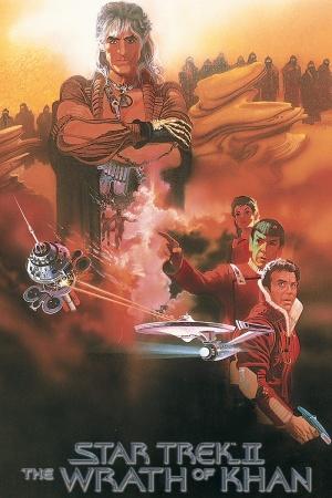 Star Trek II: The Wrath of Khan 800x1200