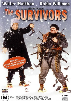 The Survivors Dvd cover
