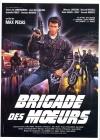 Brigade des moeurs poster