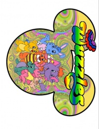 Wuzzles poster
