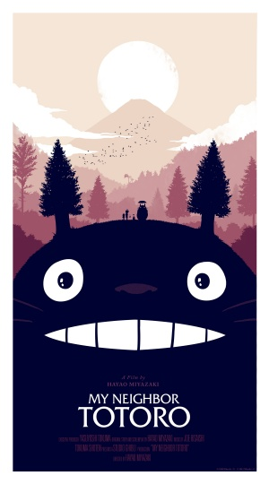 Tonari no Totoro 1500x2700