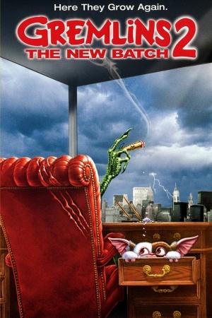 Gremlins 2: The New Batch 1000x1500