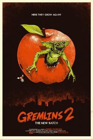 Gremlins 2: The New Batch 476x714