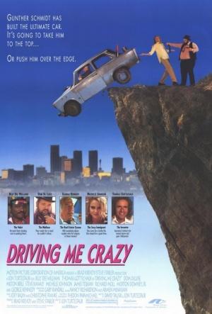 Driving Me Crazy 580x857