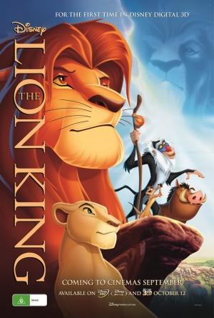 The Lion King 809x1199