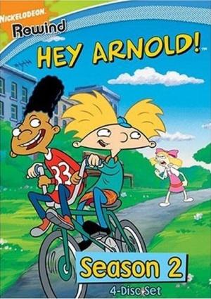 Гей, Арнольде! 424x600
