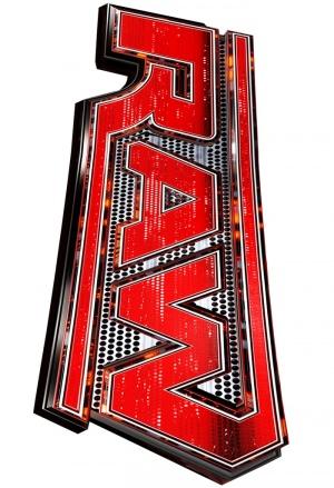 WWE Monday Night RAW 700x1024