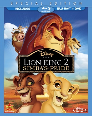 Der König der Löwen 2: Simbas Königreich 1607x2031